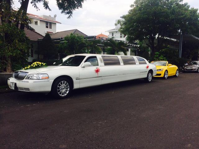Những chiếc xe Lincoln Limousine tại Việt Nam thường được các công ty tổ chức sự kiện nhập khẩu về nước để cho thuê với mức giá dao động 3,5 triệu Đồng trong 1 giờ đầu tiên. Trung bình, trong một đám cưới, cặp đôi uyên ương phải bỏ ra số tiền 10 triệu Đồng để thuê một chiếc Lincoln Limousine như thế này.