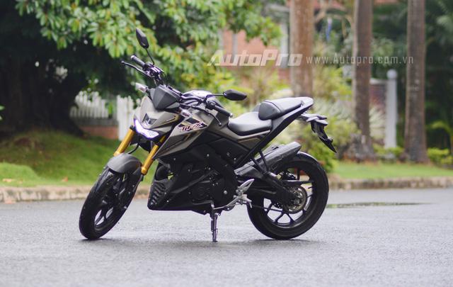 Chi tiết Yamaha TFX 150 giá 79,9 triệu Đồng tại Việt Nam - Ảnh 9.