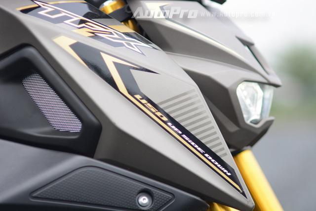 Chi tiết Yamaha TFX 150 giá 79,9 triệu Đồng tại Việt Nam - Ảnh 17.