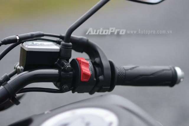 Chi tiết Yamaha TFX 150 giá 79,9 triệu Đồng tại Việt Nam - Ảnh 11.