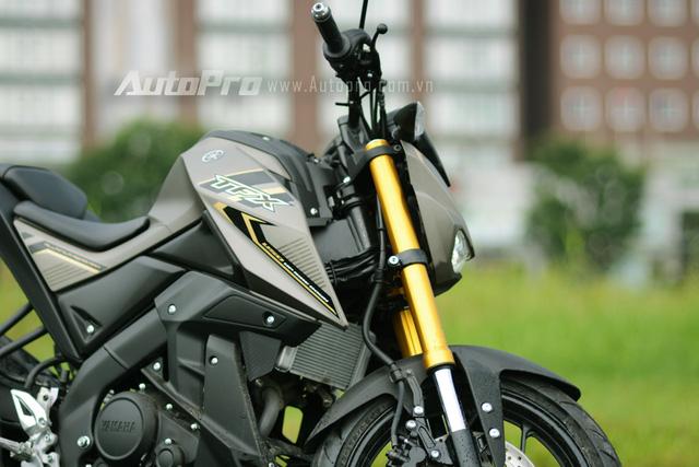Chi tiết Yamaha TFX 150 giá 79,9 triệu Đồng tại Việt Nam - Ảnh 8.