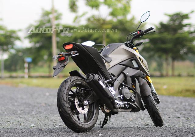 Chi tiết Yamaha TFX 150 giá 79,9 triệu Đồng tại Việt Nam - Ảnh 4.
