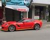 """Choáng với bộ áo của """"quỷ dữ"""" Chevrolet Corvette C7 Z06 tại Nha Trang"""