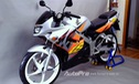 Biker Hà Thành chi 230 triệu để hồi sinh xe hai kỳ Honda LS 125R