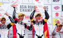 Khoảnh khắc tay đua 9X Việt Nam lên bục vinh quang ở đường đua quốc tế Suzuka