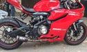 Benelli BN302 độ lên dàn áo Ducati 899 Panigale tại Việt Nam lên