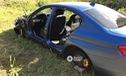 BMW M5 bị kẻ trộm