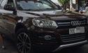 Xe Trung Quốc gắn logo Audi khiến nhiều người thắc mắc