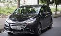 Honda Odyssey: Thiết kế nhã nhặn, vận hành