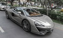Bắt gặp McLaren 570S 12 tỷ Đồng của Cường