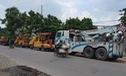 Ford Ranger cùng đoàn xe cứu hộ đi rước dâu tại Bắc Giang