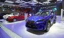 Đi tìm gian trưng bày ấn tượng nhất triển lãm ô tô Việt Nam 2016