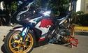 Yamaha R3 độ phong cách