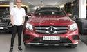 Nam ca sỹ Khắc Việt tậu xe tiền tỷ Mercedes-Benz GLC sau nửa năm chờ đợi