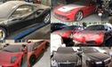 Loạt siêu xe và xe sang phủ bụi tại Việt Nam