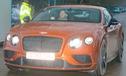 Wayne Rooney đến sân tập bằng xe sang Bentley Continental GT Speed mới