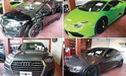 Hàng loạt siêu xe và xe sang bị ăn trộm tại Anh được