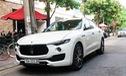 Hàng hiếm Maserati Levante S của dân chơi Hải Phòng đeo biển số