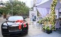 Cận cảnh Rolls-Royce Wraith