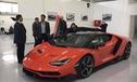 Tiểu vương Ả-Rập mua chiếc siêu xe Lamborghini Centenario đầu tiên