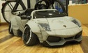 Xuất hiện bản độ Liberty Walk của siêu xe Lamborghini Murcielago đồ chơi tại Việt Nam