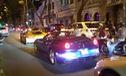 Loạt siêu xe của các đại gia Sài thành đi chơi bar cuối tuần