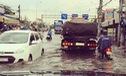 Sài Gòn: Xe chạy thử Mercedes-Benz C300 AMG leo vỉa hè, đâm đổ cây cau - ảnh 15