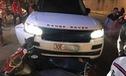 Hà Nội: Trộm xe Range Rover 8 tỷ Đồng gây tai nạn kinh hoàng trên phố