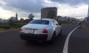 Rolls-Royce Ghost của đại gia Trung Nguyên tái xuất trên phố