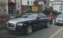Hà Nội: Rolls-Royce Ghost Series II 25 tỷ Đồng bỗng dưng