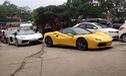 Bộ đôi siêu xe Ferrari và Lamborghini