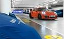 Bên trong hầm đỗ toàn siêu xe, nơi chủ nhân phải trả 13,7 triệu Đồng/tháng