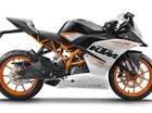 KTM RC390 phiên bản Mỹ có giá 5.499 USD