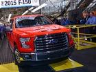 """Ford có nguy cơ """"lao đao"""" với F-150 vì giá xăng dầu giảm mạnh"""