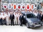Chiếc Audi thứ 6 triệu trang bị hệ dẫn động 4 bánh xuất xưởng