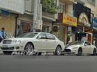 Cận cảnh bộ đôi xế sang Bentley và Maserati tại Sài Thành