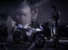 Yamaha R25 sánh bước cùng đàn anh R6, R1, M1 và Valentino Rossi