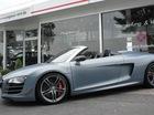 Siêu xe hiếm Audi R8 GT Spyder bị ăn trộm ngay tại đại lý