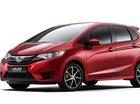 Honda Jazz thế hệ mới phiên bản châu Âu lộ diện