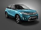 Suzuki Vitara hoàn toàn mới lần đầu lộ diện