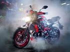 Xe côn tay giá rẻ Yamaha MT-07 phiên bản stunt mới