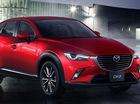 Xe crossover cỡ nhỏ Mazda CX-3 2016 chính thức trình làng