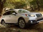 Xe SUV tiết kiệm xăng Subaru Outback 2015 đã có giá bán