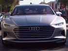Siêu phẩm công nghệ Audi Prologue xuất hiện trên phố