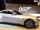 """Aston Martin DB10 sẽ bị phá nát trong phim """"Điệp Viên 007"""""""