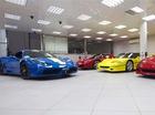 Bộ sưu tập siêu xe ấn tượng của nhà giàu Dubai