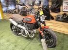 """Xe giá """"mềm"""" Ducati Scrambler là """"hoa hậu"""" của triển lãm EICMA 2014"""