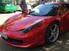 Siêu xe Ferrari từng ra mắt hoành tráng ở Hà Nội đổi biển Sài Gòn