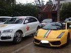 Dàn siêu xe Việt Nam bất ngờ họp mặt ở Phan Thiết