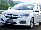 Honda City có phiên bản mới tiết kiệm xăng hơn